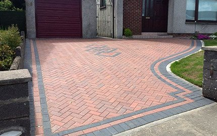 block paving company