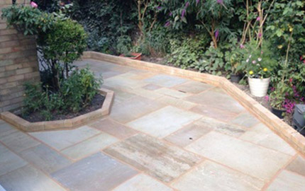 Hard landscaping company Kings Heath
